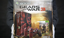 Xbox 360 Gears of War 3 Edition Limited Console US NEW - 'The Masked Man'