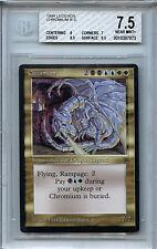 MTG Legends Chromium BGS 7.5 MT+ WOTC Magic card 7073