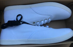 Keds White Champion CVO MENS!!! Size 10 BRAND NEW IN BOX! Blowout! Unisex too!