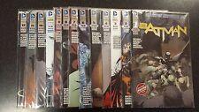 Batman new 52 dal nr 1 al nr 12
