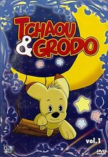 TCHAOU & GRODO VOL.1 /*/ DVD DESSIN ANIME NEUF/CELLO