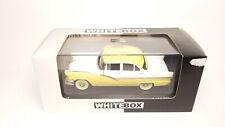 Whitebox 1956 Ford Fairlane yellow white WB043 1/43