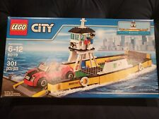 Lego 60119 Ferry City Sealed New Misb 2016 See My Rare Auctions! Pirates, Space
