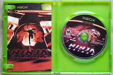 Ninja Gaiden (Microsoft Xbox, 2004) play tested free sipping