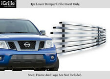 Fits 2005-2018 Nissan Frontier/05-07 Pathfinder Bumper Stainless Billet Grille