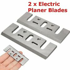 2Pcs Electric Planer Spare Blades Replacement For Makita 1900B Power Tool Part