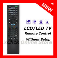 LED/LCD TV Remote Control- Compatible for TV Sony