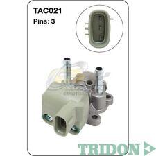 TRIDON IAC VALVES FOR Toyota Camry SXV20 08/02-2.2L  DOHC 16V(Petrol) TAC060