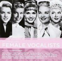MILLION SELLING FEMALE VOCALISTS CD NEW Patti Page Edith Piaf Rosemary Clooney