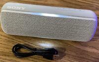 Sony SRS-XB22/H Extra Bass Portable Bluetooth Waterproof Speaker,SRSXB22-H Gray