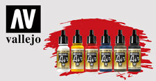 Acrylicos Vallejo Model Air Acrylic Paint 17 ML - Many To Choose From!