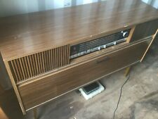 Grundig  MONDELLO stereo radiogram and record player fully working, lovely item