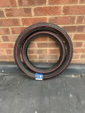 Raleigh Chopper Genuine Front And Rear Tyres