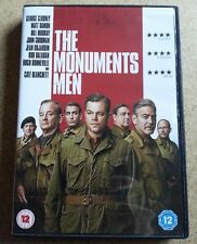 DVD, The Monuments Men, 2014