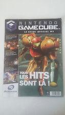 NINTENDO GAMECUBE LE GUIDE OFFICIEL N°2 - Déc 2002 - RESIDENT EVIL FINAL FANTASY