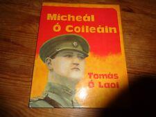 Irish Language Book   Micheal O Coileain   Michael Collins