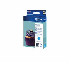 BROTHER LC123C Cyan Ink Cartridge - Currys