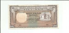 S Vietnam (1966) SCARCE 100-Dong XF Note: P18a