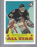 2001-02 Topps Heritage Hockey Cards Pick From List