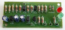 Basic In Circuit Transistor Tester NPN/PNP 2 x LED 9VDC Assembled Kit  [ FA907 ]