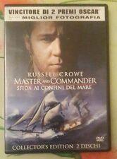 Master & Commander. Sfida ai confini del mare (2003) DVD