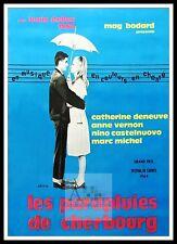 Les Parapluies De Cherbourg - The Umbrellas Of Cherbourg 6  Posters Musicals