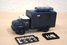 """Brekina - Mercedes-Benz L 322 Koffer-LKW """"Polizei Berlin"""" - 1:87"""