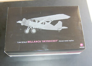 First Gear Bellanca Skyrocket Plane 1/44 Scale Diecast Metal NOS in Box