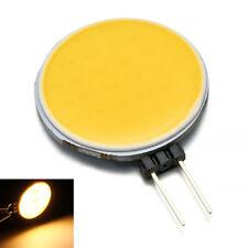 Dimmable G4 LED 12V AC/DC COB Light 7W  White/Warm White LED G4 COB Lamp Bulb
