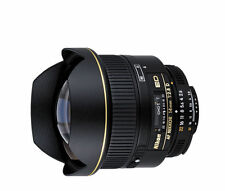 NEW Nikon NIKKOR 14mm f2.8 AF ED ultra wide angle lens WITH WARRANTY from dealer