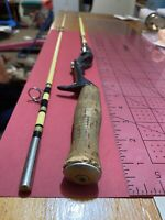"Vintage Shakespeare Wonderod No. 1552-6'0""  EAL Fishing Rod Great Condition!"