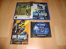 SOUL REAVER 2 THE LEGACY OF KAIN PARA LA SONY PS2 USADO COMPLETO