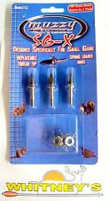 Muzzy Small Game Head 100 Grain - 3 Pack - SG-X-112