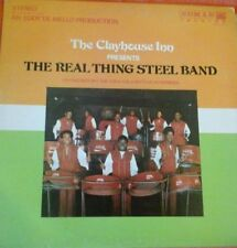 LP THE REAL THING STEEL BAND - Stell Band