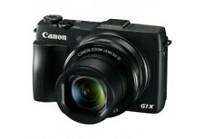 Canon PowerShot G1 X Mark II Camera with Canon 5X IS Zoom Lens + 1080p HD Video