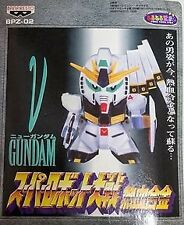 V New GUNDAM Figurine Super Robot Wars Nekketsu Gokin Banpresto