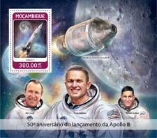 Mozambique 2018 Apollo 8  space  S201806