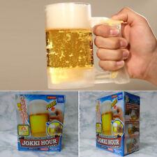 Jokki Hour Blue Foam Beer by yourself