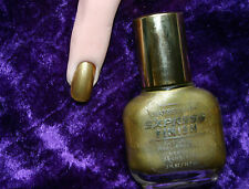 Maybelline EXPRESS FINISH GOLD ALUMINIUM nail polish varnish RARE DISCONTINUED