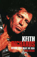 Keith Richards: Before They Make Me Run-ExLibrary