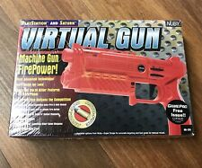 Virtual Gun Controller Accessory PLAYSTATION + SATURN Brand New+Factory Sealed