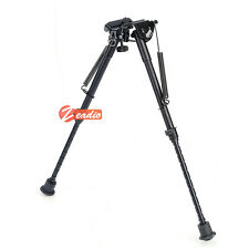 "Zeadio 9""-13"" Adjustable Spring Bipod for Hunting Air Rifle Gun"
