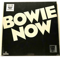 "Rsd David Bowie Now 12"" LP White Vinyl 180g Dbnow77 Record Store Day Neu Ovp"