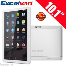 "10,1"" Tactile Phablette 3G+Wifi Android 5.1 Dual SIM 16Go Tablette PC Quad Core"