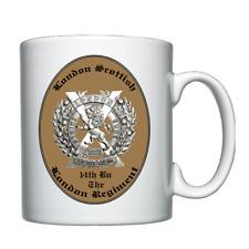 London Scottish  -  Personalised Mug