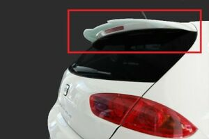 SEAT LEON 2 MK2 2009-2012 AFTER FACELIFTING SPOILER ROOF POSTERIORE NEW