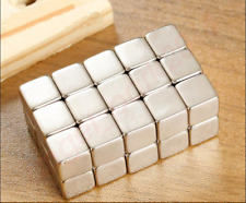 10mm X 10mm X 10mm Strong Magnets Cube Neodymium Rare Earth Block Magnetic N50