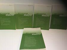 The Behavior Analyst, Volumes 28-32, 2005-2009