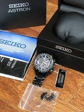 SEIKO SSE009J1 ASTRON GPS SOLAR WATCH