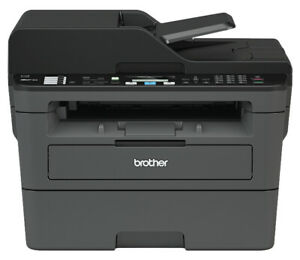 ✅ New Brother MFC-L2690DW Wireless Laser All-in-One Duplex Printer Copy Scan Fax
